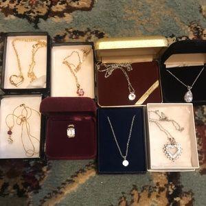 Jewelry - Diamond Necklaces